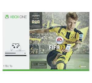 Xbox One S 1TB Console with FIFA 17 Bundle inc. £229.99 (GTA V and ARK: Survival Evolved ) @ Argos