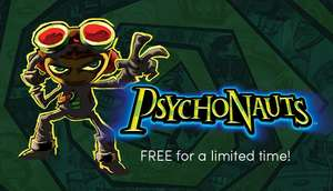 [Steam] Psychonauts - Free - Humble Bundle