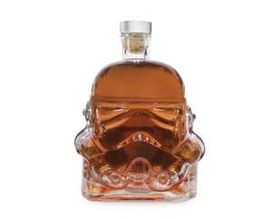 Star Wars Stormtrooper Decanter 750ml £18.97 each @ Groupon (Small discounts when buying multiple)