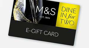 Meal for 2 for £5.00 instore @ M&S