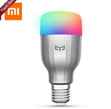 Xiaomi Yeelight RGBW E27 Smart LED Bulb Amazon [Alexa / IFTTT / Google Home Support] £6.87 @ Gearbest