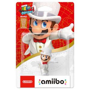 Mario/Bowser/Peach Wedding Outfit Amiibo (£10.99- Nintendo Store)