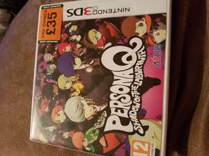 Persona Q: Shadow of the Labrinth (Pre-Owned) - Grainger Games - £35 (£55 at CEX and £60/£70 on ebay)
