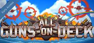 Free All Guns On Deck Steam key from Indiagala