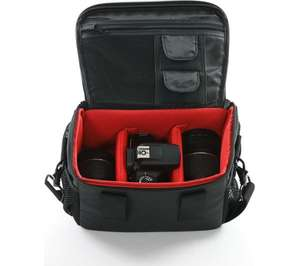 Canon DSLR bag at half price, Great value for money. I bought one today!!! £19.99 @ Curry's