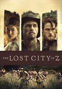 The Lost City of Z possibly free via Sky Store