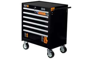 Halfords Industrial Tool Chest plus a FREE 3 Draw Middle Chest for £399 @ Halfords