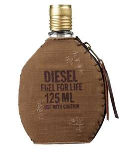 Diesel Fuel for Life EDT 125ML £39.50 now from £60 at Boots