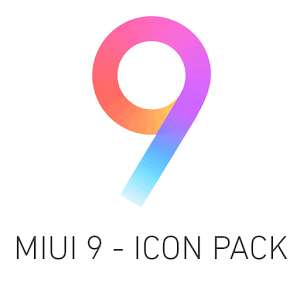 Miui 9 icon pack free @ Google play