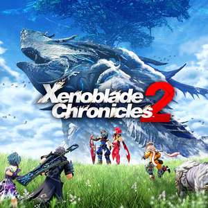 Xenoblade Chronicles 2 - Nintendo Switch £39.99 (Prime) £41.99 (non-Prime) at Amazon