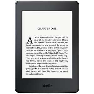 Kindle Paperwhite w/ Special Offers - £89 John Lewis