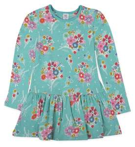 Mini Club Floral Print Dress was £6 now £3 in Mid Season Sale @ Boots (more Mini Club offers in OP inc items £6 each or 2 for £8 / 3 for £12)