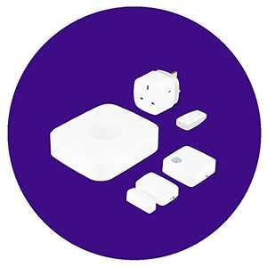 £139.99 Samsung SmartThings Starter Kit - White @ Amazon / Currys/ pc world