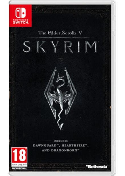 The Elder Scrolls V: Skyrim Switch version £44.85 @ Base.com