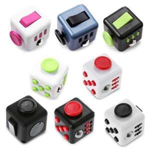 Fidget / Stress Cube for 76p delivered w/code @ Gearbest
