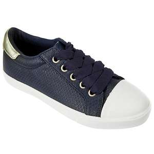 Girls lace ups £5 @ John Lewis (+£2 C&C is spending below £30)
