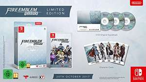 Fire Emblem Warriors Limited Edition (Nintendo Switch) £64.99 (£62.99 with prime) @ amazon