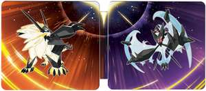 Pokemon Ultra Sun and Ultra Moon 3DS Pre-Order with Steelbook £32.99 @ Smyths (IN-STORE ONLY)