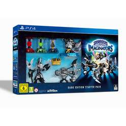 Skylanders Imaginators - PS4 Dark Edition Starter Pack £25.00 at GAME