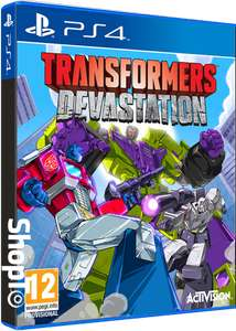 Transformers Devastation PS4 £9.99 @ shopto