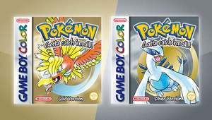 Pokemon Gold and Silver 3DS Digital Download (Not Boxed) Pre Order £8.99 @ Nintendo eShop (with Exclusive Free Celebi code and 3DS Theme)