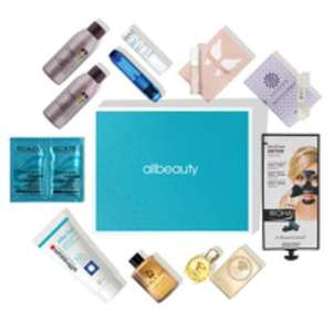 Holiday Edition Beauty Box (products inc rrp £75) £9.95 (+ £1.95 orders under £20 / Free Over) @ All Beauty
