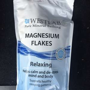 Magnesium flakes - £2.49 @ Home Bargains