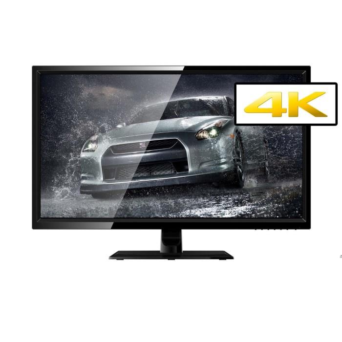"ElectriQ 28"" 4K Ultra HD 1ms Freesync Monitor - £199.97 @ Laptops Direct"