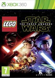 LEGO Star Wars: The Force Awakens (Xbox360) £7.99 Delivered @ Game