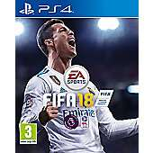 FIFA 18 Standard Edition - £44.99 (With Code) @ Tesco Direct