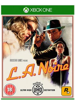 LA Noire (PS4 - Xbox One) £28.85 - Base
