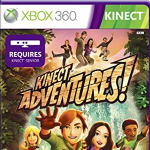 Used Kinect adventures @cex (360)
