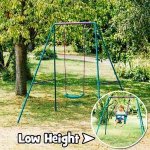 Kids Swing for garden - £59.95 delivered @ Activity Toys Direct
