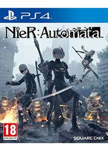 Nier: Automata PS4 £27.85 at Base.com