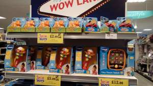 Vtech toot toot drivers quad bike and others from £2.99 at homebargains hull