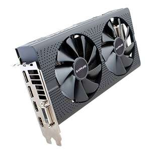 SAPPHIRE Pulse Radeon RX 580 8G GDDR5 Dual HDMI/DVI-D/Dual DP Graphics Card - Black - £219.24 @ Amazon