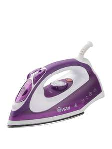 SwanSI50110 Steam Iron  Was £34.99Now£12.49Save £22.50 @ Very