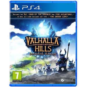 (PS4) Valhalla Hills Definitive Edition £9.99 delivered @ MyMemory --£9.49 with code MMNEWBIE