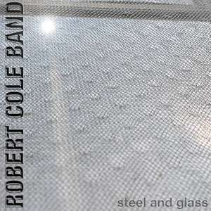 "Free album download - Robert Cole Band ""steel and glass"""