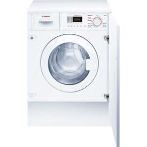 Bosch Serie 4 WKD28351GB Integrated 7Kg / 4Kg Washer Dryer (£50 cashback possible too?) £757 at AO