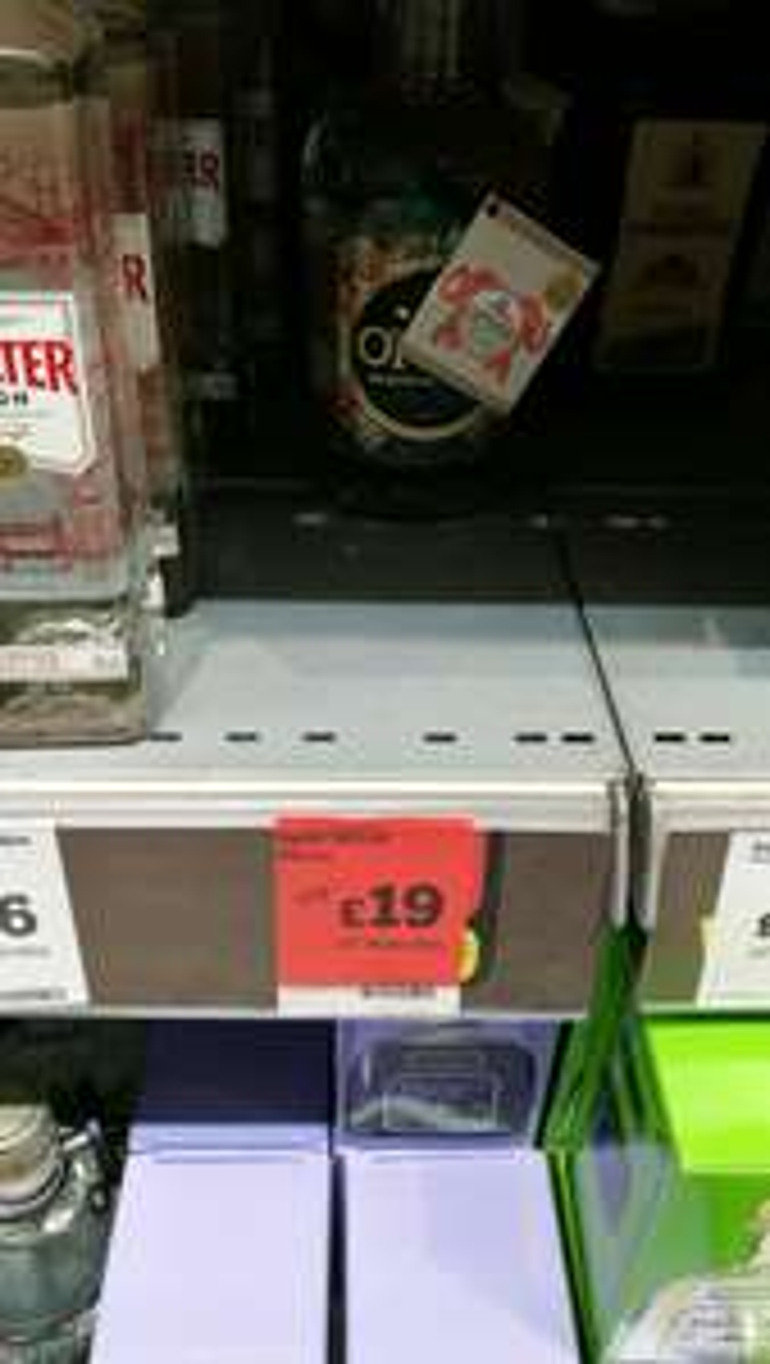 Opihr Gin 70cl £19 Sainsbury's (instore)