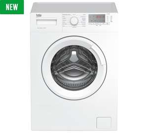 Beko WTG741M1W 7KG 1400 Spin Washing Machine with 14 Minute Quick Wash now £199 at Argos