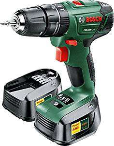 Bosch 18V Li-ion Cordless Combi Drill with 2 Batteries - £69.99 @ Wickes