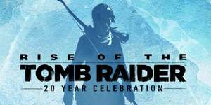 RISE OF THE TOMB RAIDER: 20 YEAR CELEBRATION PACK - £3.49 @ Humble Store (requires the base game, Rise of the Tomb Raider, in order to play)