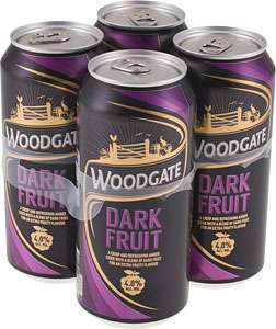 INTRODUCTORY PRICE! Lidl - Dark Fruit cider 4% ABV lookylikee the Strongbow dark fruit cider @ half the price £2.79 for 4x 440ml