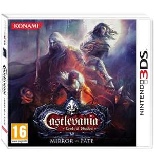 Used Castlevania - Mirror Of Fate - £15 @ CEX