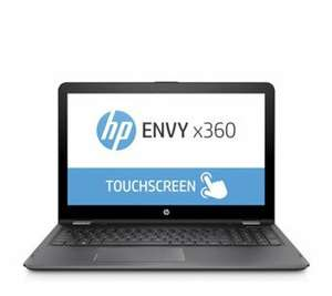 "HP Envy x360 15.6"" Full HD Laptop with AMD A9, 8GB RAM and 256GB SSD @ QVC - £599 + 9.95p&p"