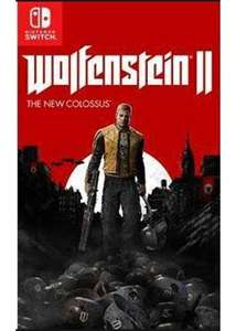Wolfenstein II (Nintendo Switch) - £39.99 - Base.com
