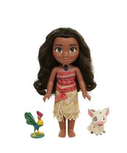 Moana Singing and Friends Feature Doll Amazon prime £24.99