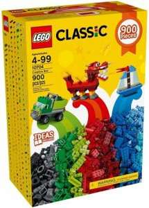 LEGO Classic - Creative Box -10704 reduced from £30 to £18 C+C @ Asda George